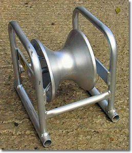 hoop rollwer