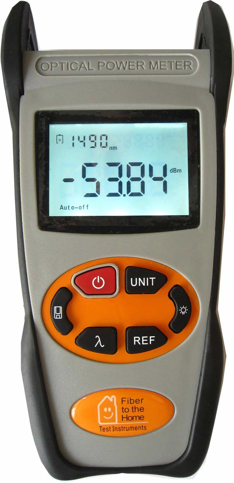 TC-55 Advanced Optical Power Meter